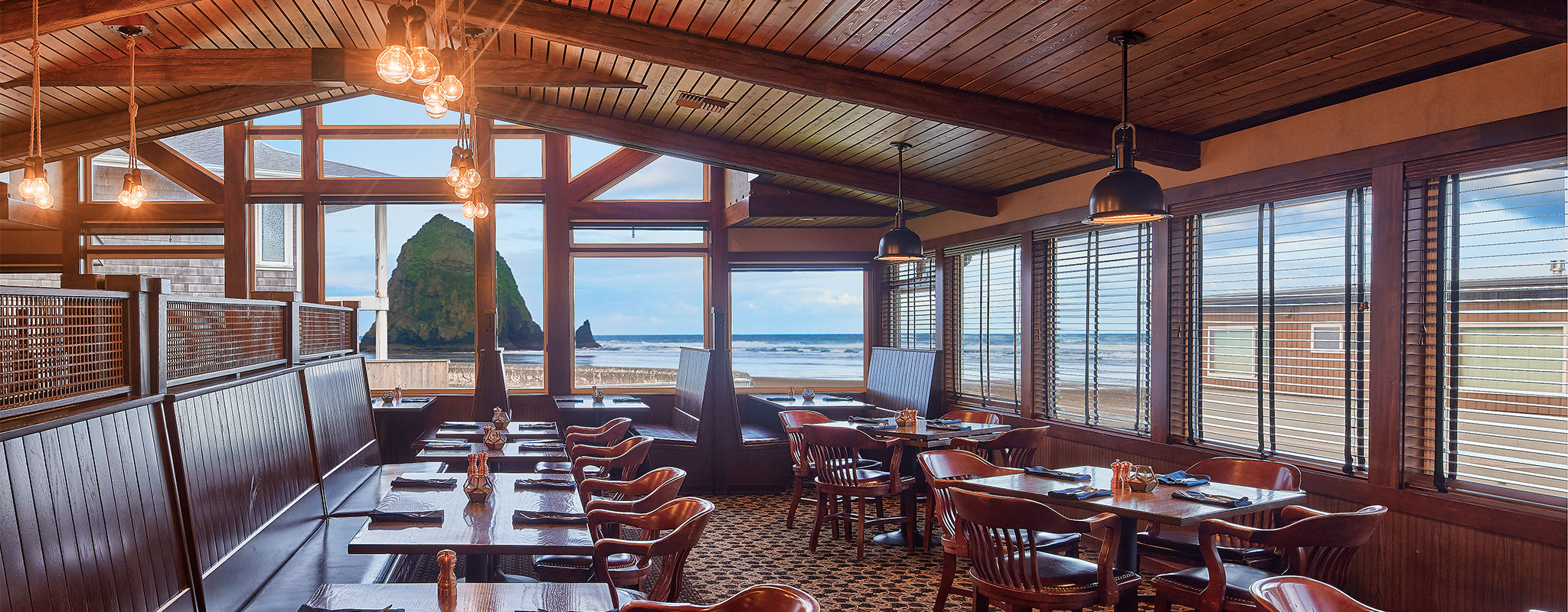 Cannon Beach Restaurant | Wayfarer Restaurant & Lounge